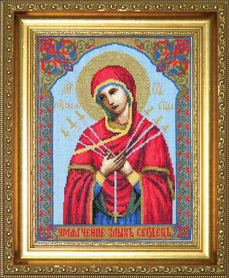 Икона Образ Пресвятой