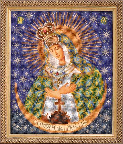 Икона остробрамская богородица в 161