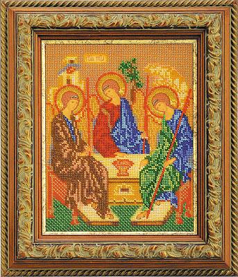 Иконы Кроше (Вышивка бисером).